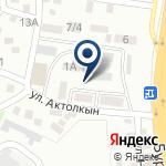 Компания Entasis Company, ТОО на карте