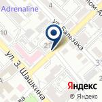 Компания Eurasiamed на карте
