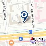 Компания Новосибирская Академия Дизайна и Программирования на карте