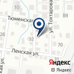 Компания Субарик на карте