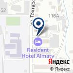 Компания RESIDENT Hotel Almaty на карте