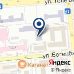 Компания Научная библиотека на карте