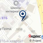 Компания Местная полицейская служба ДВД г. Алматы на карте