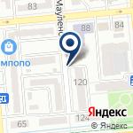 Компания Informix, ТОО на карте