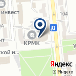 Компания Казахстанско-Российский Медицинский Колледж на карте