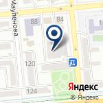 Компания PRINT WORLD на карте
