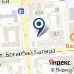 Компания Департамент по делам обороны г. Алматы на карте