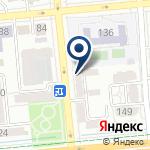 Компания UniNet Central Azia на карте