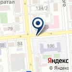 Компания Поликлиника, ДВД г. Алматы на карте