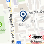 Компания Verniy-Office.kz на карте