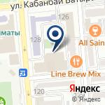 Компания Темир Дос, ТОО на карте