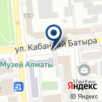 Компания Шагала на карте