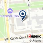 Компания Отдел дорожной полиции УДП Медеуского района г. Алматы на карте