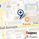 Компания Общественная приемная депутата Маслихата г. Алматы Котенева А.Э. на карте