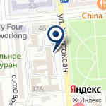 Компания АМОЦ, ТОО на карте