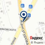 Компания Полюс Казахстан на карте
