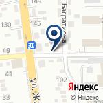 Компания Алматинские окна на карте