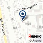 Компания Городской сборный пункт г. Алматы на карте