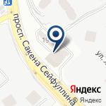 Компания Корпорация Ремас, ТОО на карте