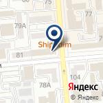 Компания Управление туризма и внешних связей г. Алматы на карте