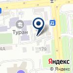 Компания Центр Казахстанской Недвижимости, ТОО на карте