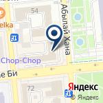 Компания Аленсмак на карте
