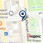 Компания Намедни на карте