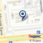 Компания Отдел по ЧС Алмалинского района ДЧС г. Алматы на карте