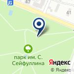 Компания TIGER GYM на карте