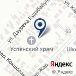 Компания Успенья Божей Матери на карте