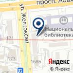 Компания Тюмень-KZ, ТОО на карте