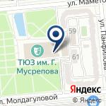 Компания Внешпромимпорт на карте