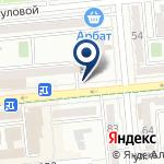 Компания Mega Sushi Almaty на карте