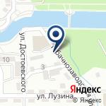 Компания AlmatyCarBodyService на карте