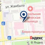 Компания Многопрофильная клиника на карте