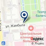 Компания Центральная клиническая больница Управления делами Президента РК на карте