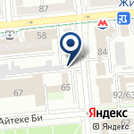Компания Управление по обслуживанию дипломатического корпуса МИД Республики Казахстан на карте