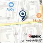 Компания Нурбакыт на карте