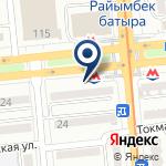 Компания Аида на карте