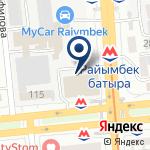 Компания Станция Райымбек Батыра на карте