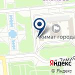 Компания Управление физической культуры и спорта г. Алматы на карте