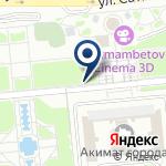 Компания Департамент по защите прав детей г. Алматы на карте