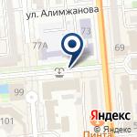 Компания Казахстанско-Российская школа-гимназия №54 им. И.В. Панфилова на карте