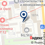 Компания Sanofi Aventis Kazakhstan на карте