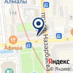 Компания Сигма на карте