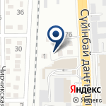 Компания ABS Cars Алматы на карте