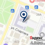 Компания Школа-гимназия №83 на карте