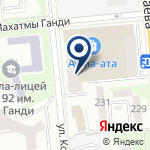 Компания Dka beauty centr на карте