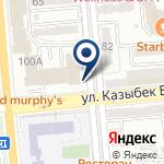 Компания КазТехноимпорт LTD на карте