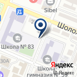 Компания Школа-гимназия №59 на карте